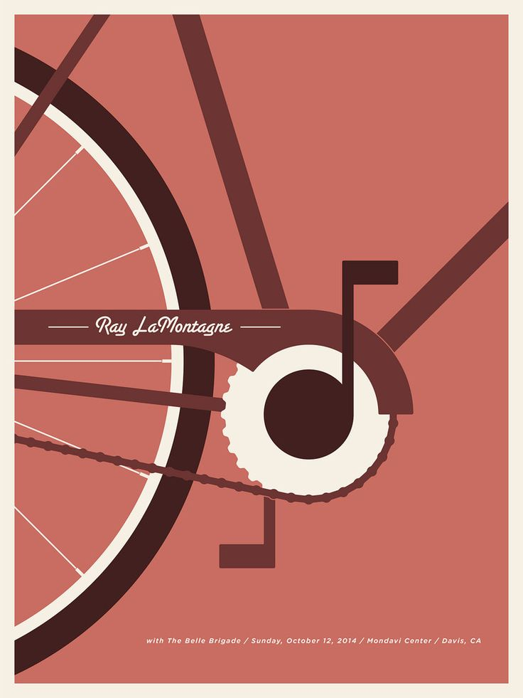 Ray LaMontagne Poster by Jason Munn