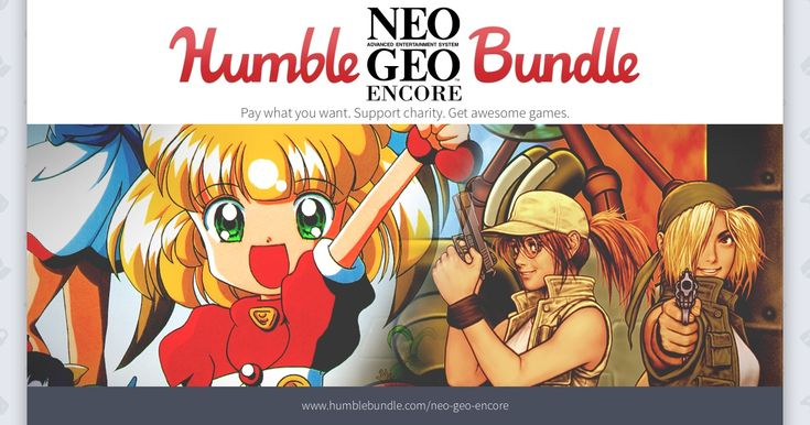Humble NEOGEO Encore Bundle