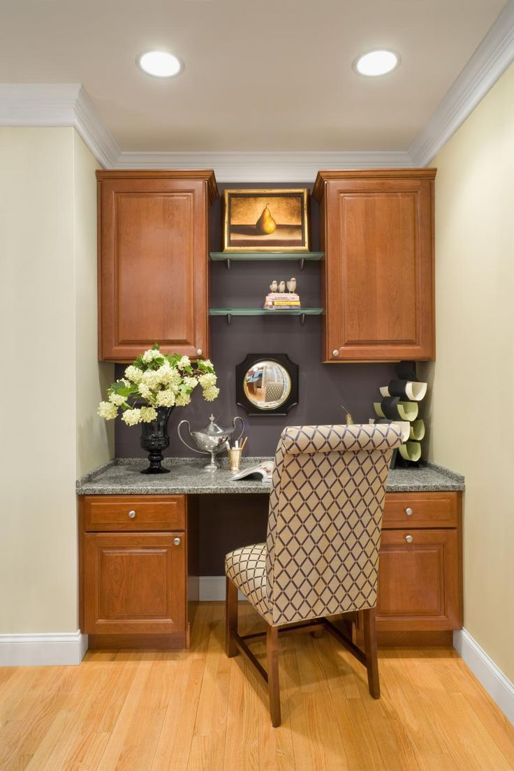 Kitchen Office Cabinets 17 Best Images About Office On Pinterest Patterned Chair