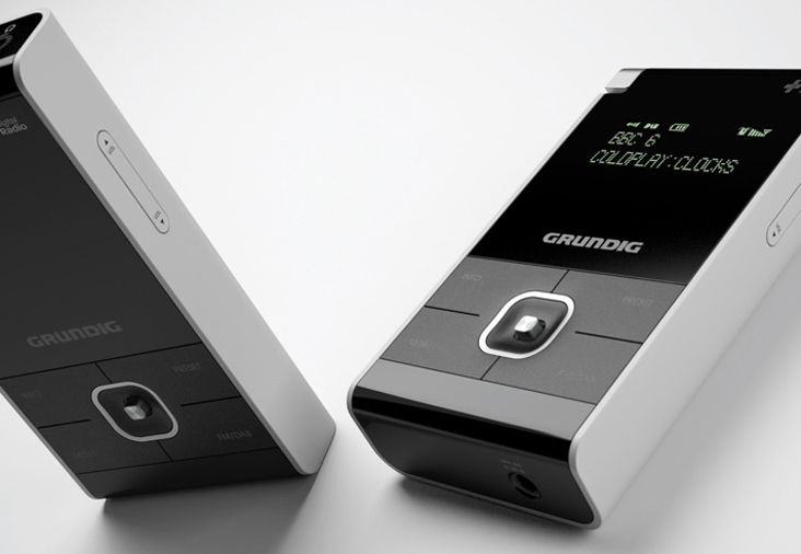 Grundig Pocket Radio