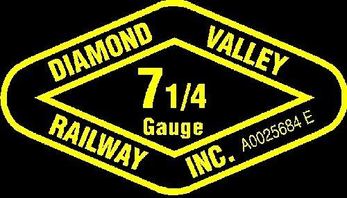 Diamond Valley Railway Logo