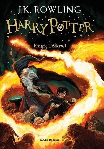 Okładka książki Harry Potter i Książę Półkrwi
