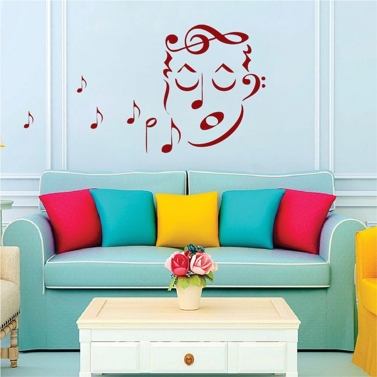 1739 best cool wall decals images on pinterest wall on wall stickers id=95384