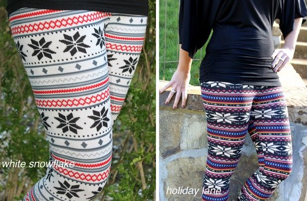 More Winter Leggings! 54% off at Groopdealz