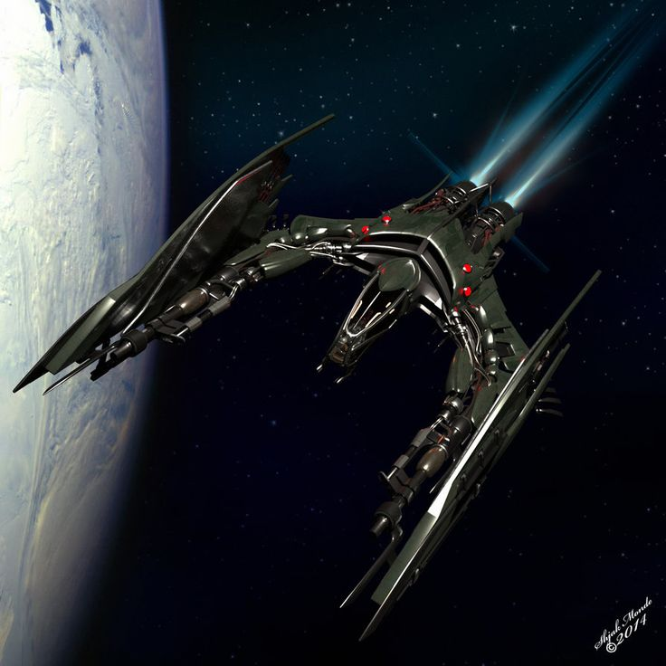 Space-Ships: a collection of ideas to try about ...