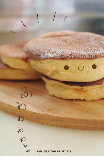 スフレ・パンケーキ