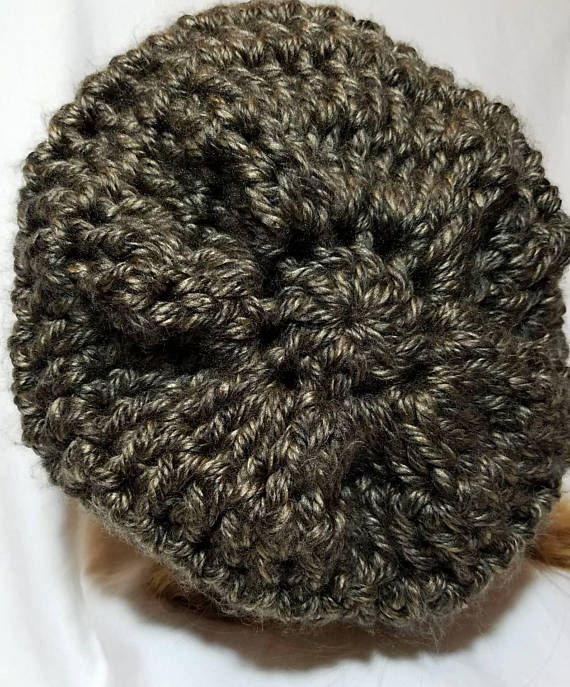 40% OFF SALE! https   www.etsy.com listing · Crochet Slouchy HatSlouch ... 8e56c086a66