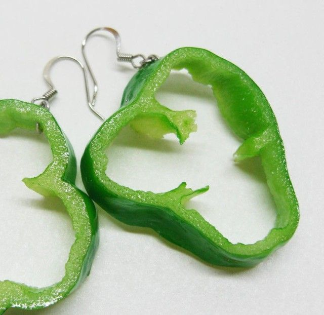 Fake Food Fashion Accessories