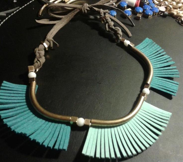 necklace mint!