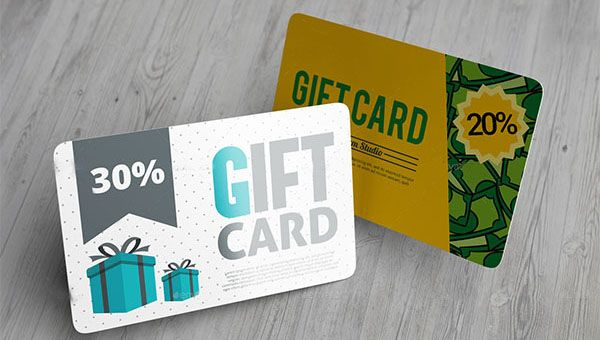 34 Best Gift Card Mockup Templates Free Premium Psd Downloads Gift Card Template Best Gift Cards Free Gift Cards