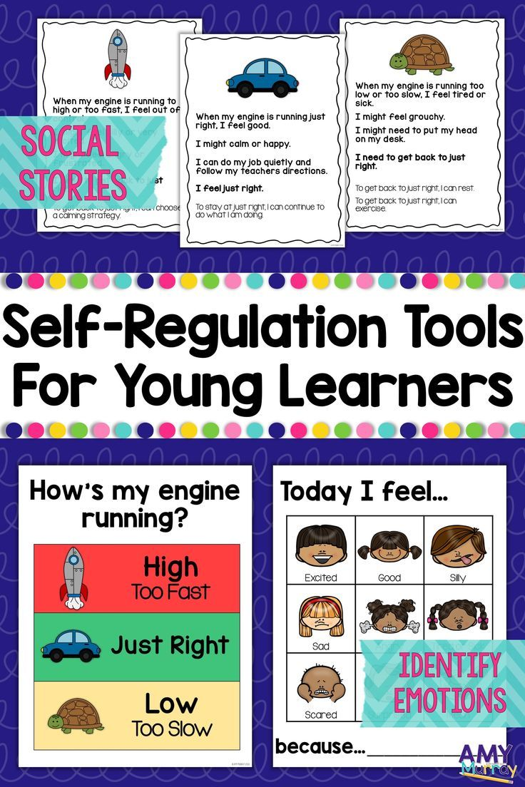 Self-regulation tools to teach social skills to young learners (kindergarten, first and second graders). Elementary students often have a difficult time managing heir behavior and emotions. These tools include social stories to help a student to identify how he is feeling (how is my engine running?). Work on identifying emotions, building coping skills, and help kids to be successful in the classroom! These are great for special education (ESE) and regular ed teachers. Click the picture!