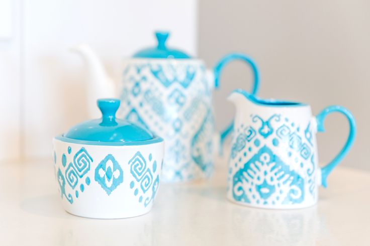 Perfect for a tea party with your friends! Pop them on a visible shelf for beautiful decoration whilst not in use.