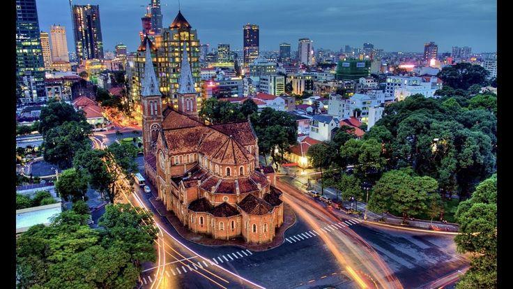 travel to viatnam Saigon – Ho Chi Minh city| Trip Advanture