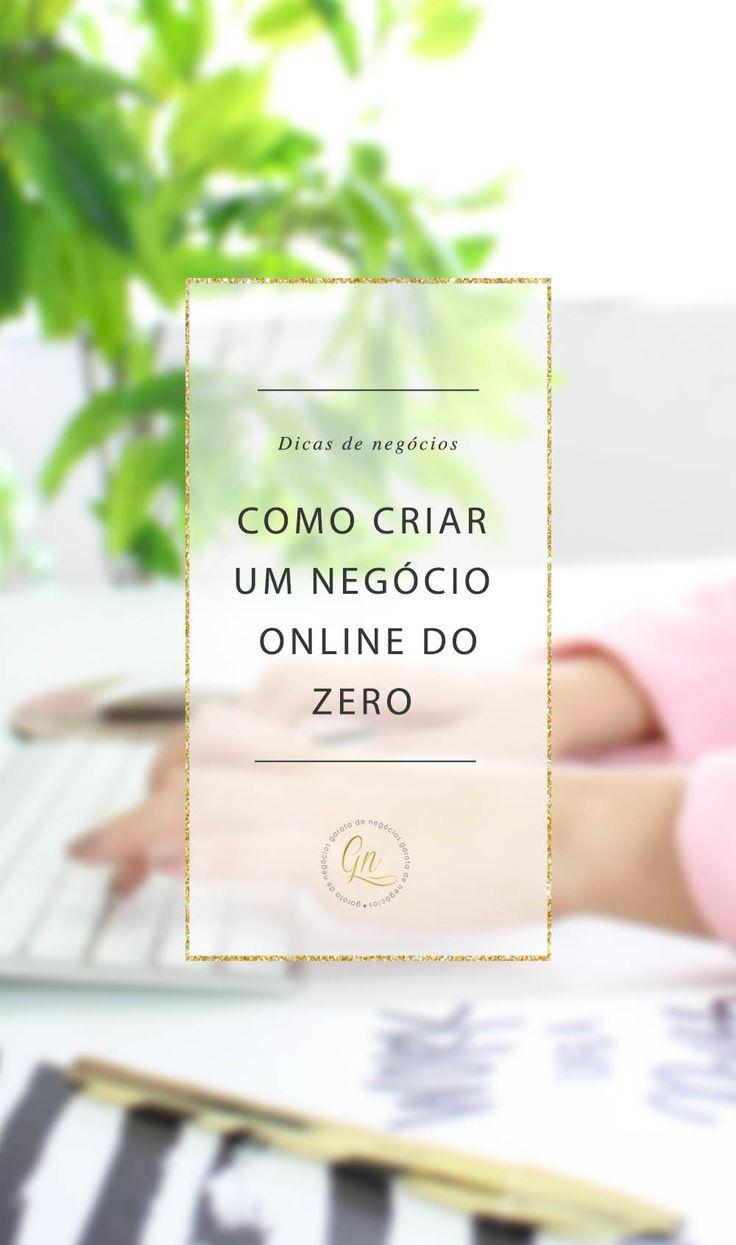 Assim como um negócio físico, na hora de criar seu negócio online do zero, é preciso muito planejamento antes de ser lançado. Hoje dentro do mercado