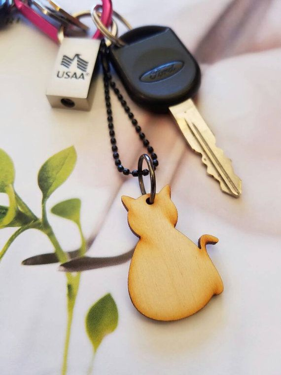 Essential Oils Diffuser Keychain by TheMillersHouse on Etsy