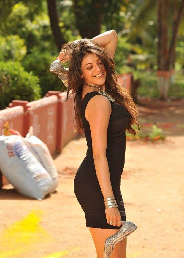 Kajal Agarwal Hot Unseen Bikini Pictures (8)
