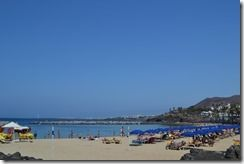 Lanzarote weather in July
