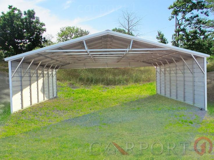 Used Carports - Used Metal Carports For Sale In Texas ...