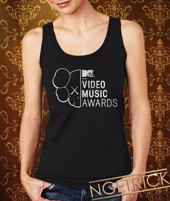 MTVVideo Music Awards Women's Tank  MtvMAW Tank  MTV by Ngetrick, $20.50