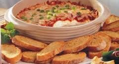 Pampered Chef's Hot Pizza Dip --Pampered Chef's Hot Pizza Dip - I've made this for a few parties and it's delicious!