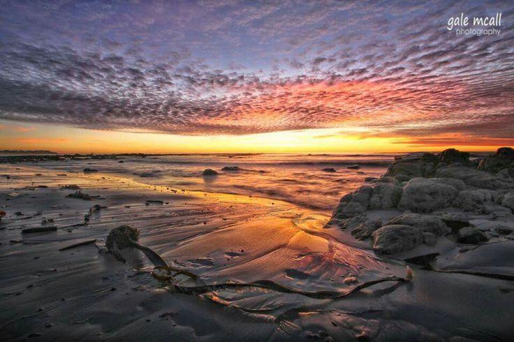 Kommetjie beach sunset