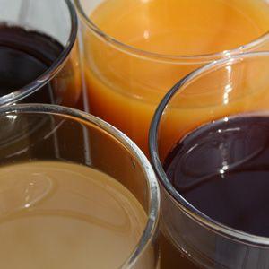 Fruit- en groentesappen als basis voor punch, smoothies, en talrijke andere recepten. - met sappen - recepten - Nederlands - Pajottenlander