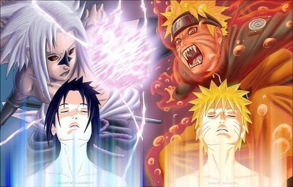 Amizade Unilateral - Naruto