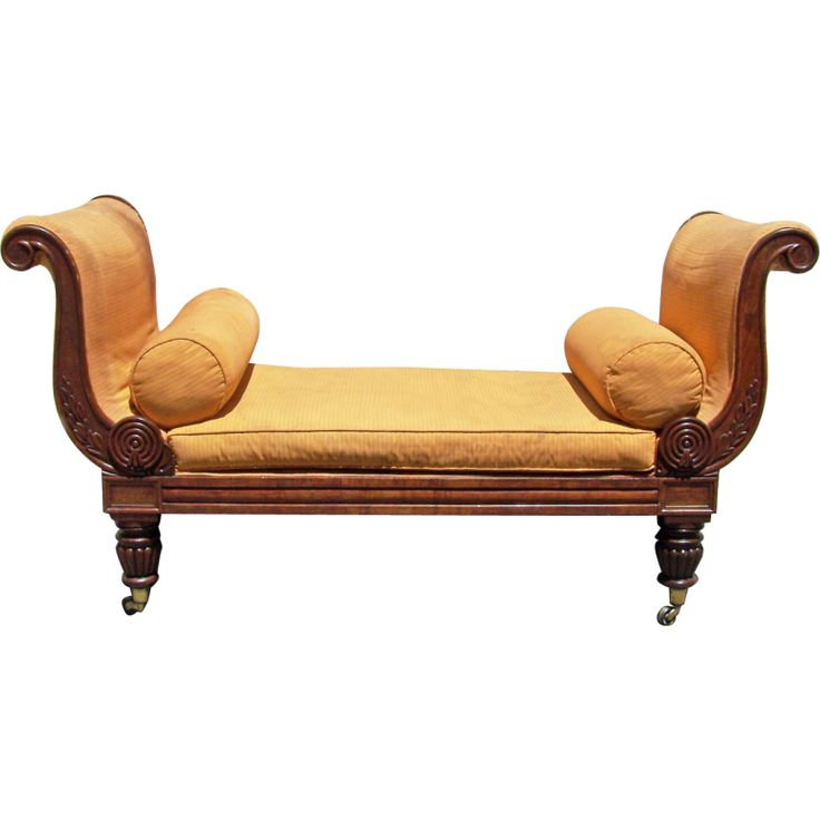 35 Best American Antiques Recamier Fainting Couch