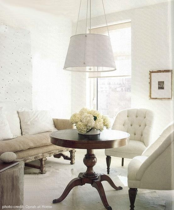 Cottage Chic Living Room.  Gwenwood Hang by Darryl Carter for : http://www.urbanelectricco.com/mobile/gwenwoodhang.html#
