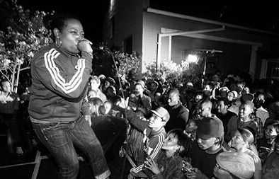 The reigning Queen of Hip Hop rose to royalty through popular underground and burgeoning commercial success since 1993. Good Rap Music, Bahamadia's third album effort that balanced her underground prominence with commercial success.