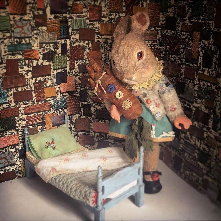 Le inquietanti bambole di Annie Montgomerie