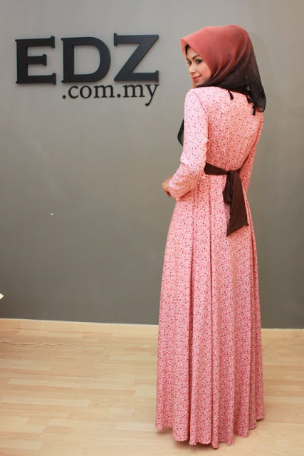 EDZ eightDesigns Malaysia's online shopping fashion blogspot | cardigan | shawl | tops | shoes: DRESS ❤ hijab style