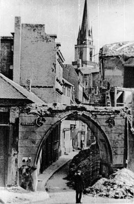Halle Saale wie es mal war | alte Fotos der Stadt | historische Bilder aus Mitteldeutschland | Historical pictures of Halle Saale