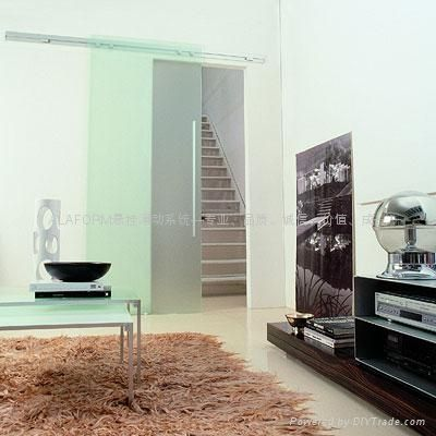 ALAFORM  Glass Sliding Door Systems