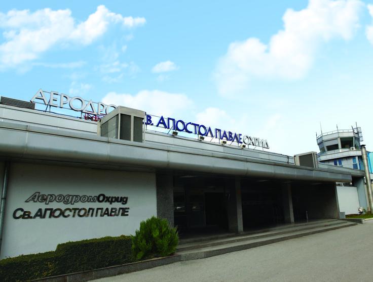Ohrid Airport