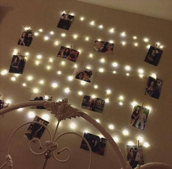 13++ Hanging wall fairy lights trends