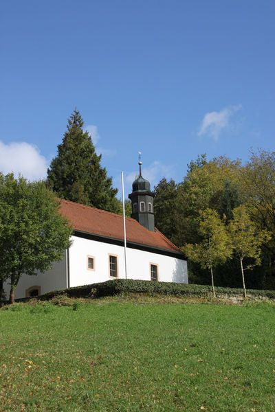 Burghaslach-Burghöchstadt, Kapelle St. Georg (Neustadt a/d Aisch-Bad Windsheim) BY DE