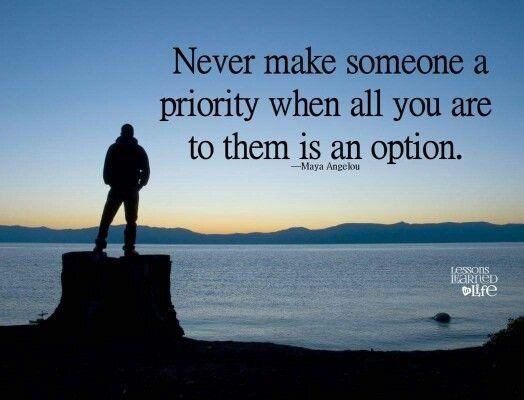 Priority,option