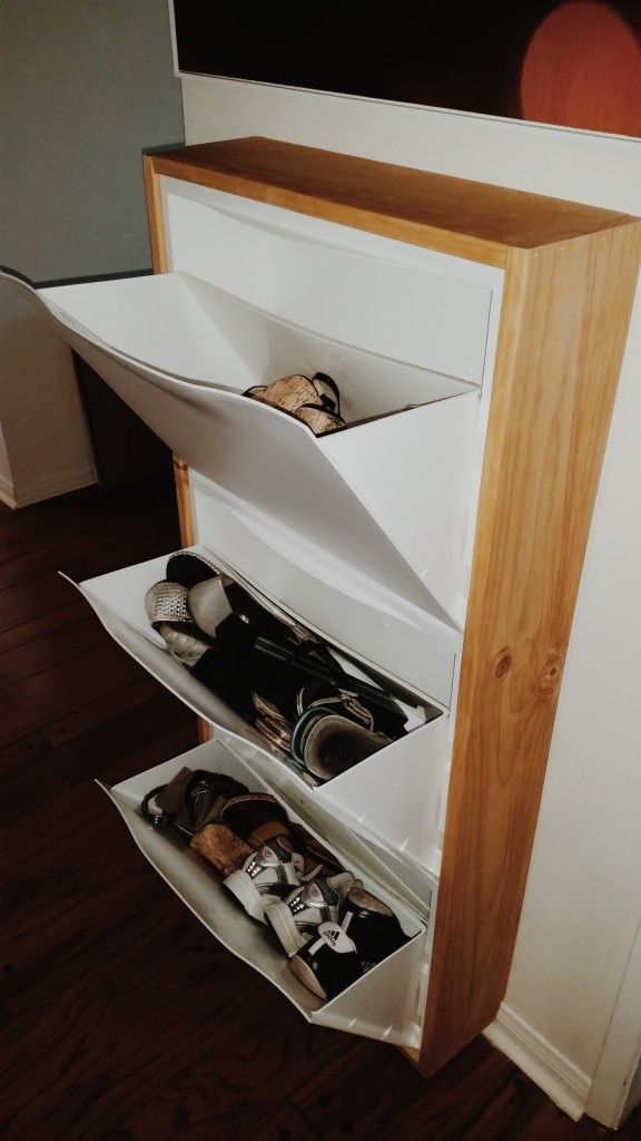 IKEA TRONES and wood / IKEAhack