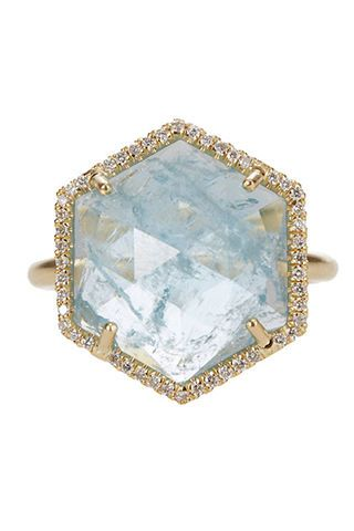 35 Alternative Engagement Rings - Non-Traditional Settings and Stones for Brides