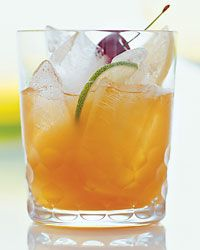 Philadelphia Fish House Punch // More Great Cocktails for Halloween: http://www.foodandwine.com/slideshows/halloween-cocktails
