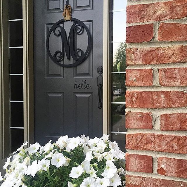 Find This Pin And More On Fabulous Paint Colors For Front Doors By  SherwinWilliams.