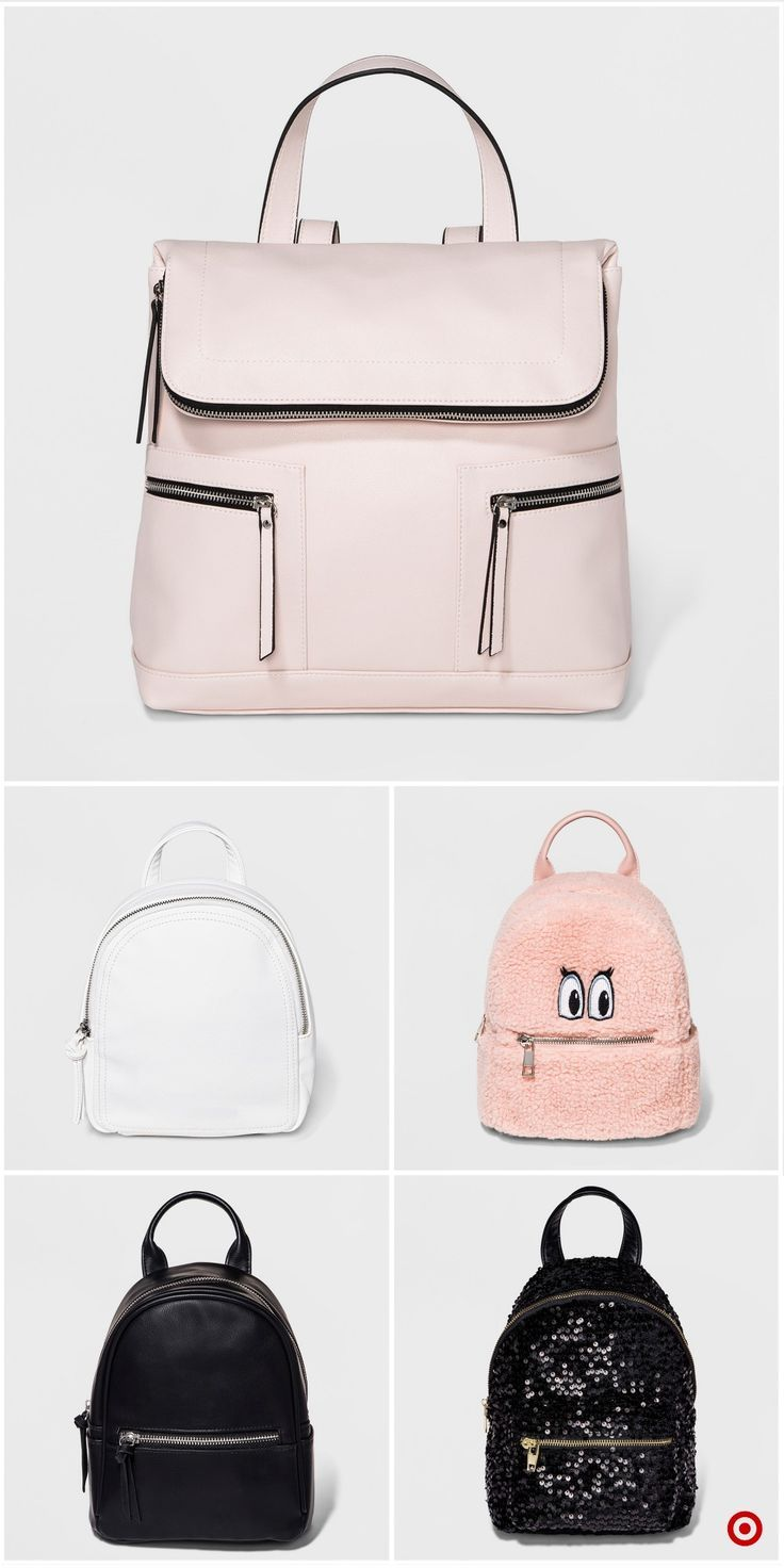 Target For Backpack Handbags You Will Love At Great Low Prices Free Shipping On Orders Of 35 Or P U R S E Savings The Cutest Bags In