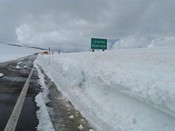 BearTooth Highway Road Conditions.