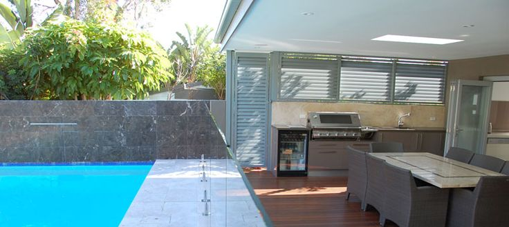 Outdoor Rooms, Outdoor Alfresco Room Design, Landscape Architect