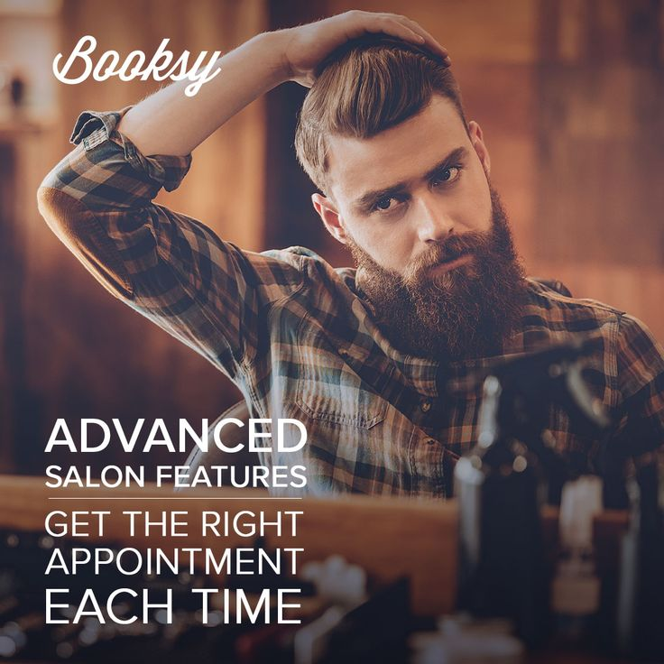 With Booksy App you get advanced features to manage you salon! Marketing tools, POS system, cancellation fee and much more. Check our our website or download the yellow Booksy BIZ app!