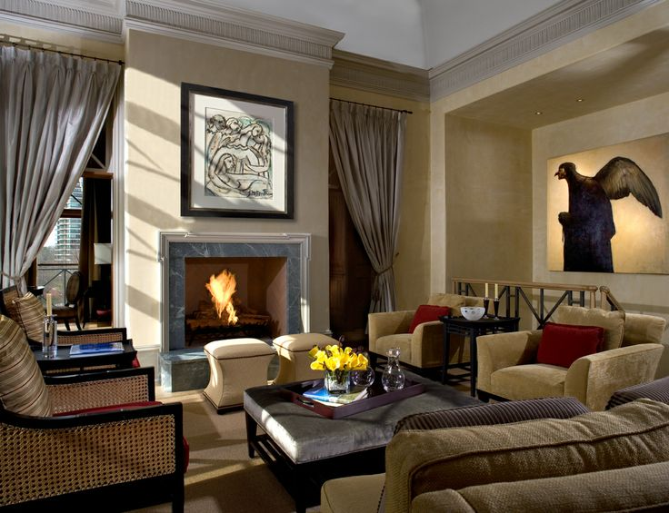Hedgewood Custom Home Buckhead Atlanta GA Interior Design