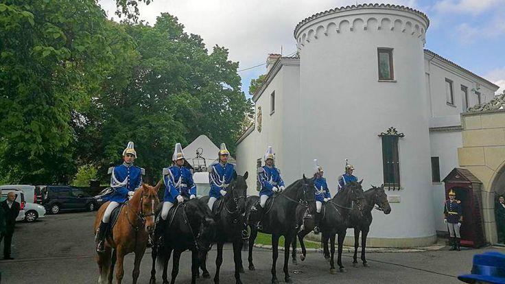Nemțeni la Palatul Elisabeta