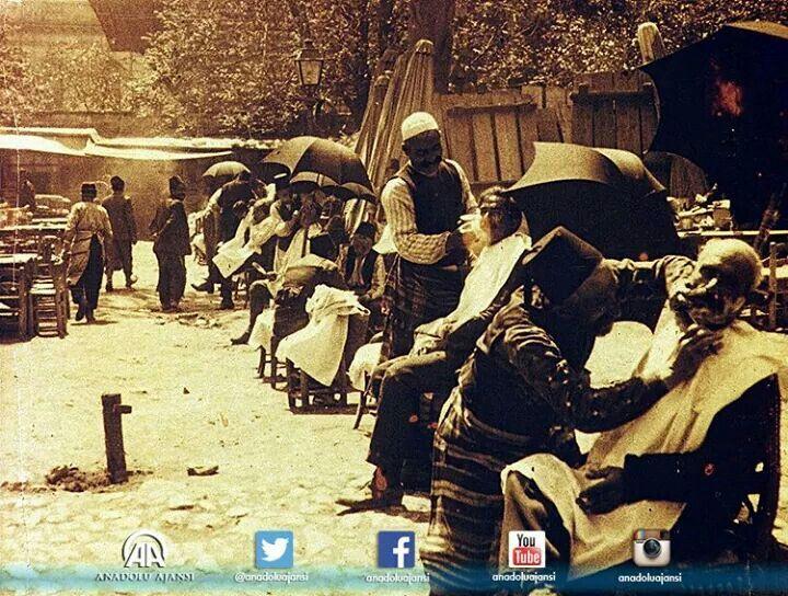 Istanbul Türkiye 1914