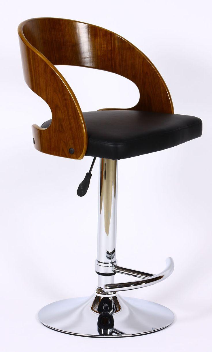 Mars Barstool by Paulack Furniture